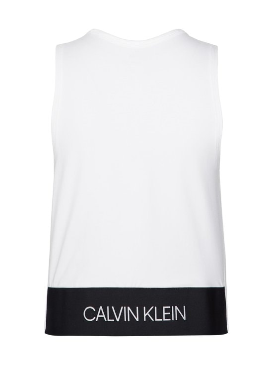 Calvin Klein Performance - Slim Gym Tank Top -treenitoppi - 100 BRIGHT WHITE | Stockmann - photo 2
