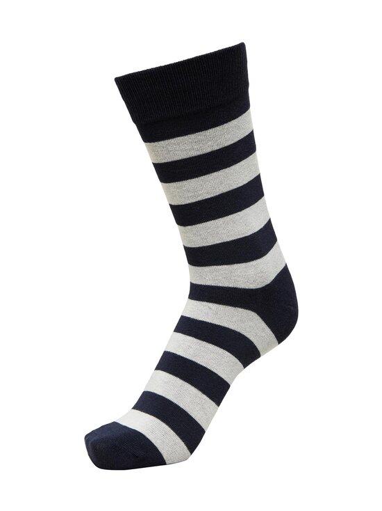 Selected - SlhMaco Big Stripe -sukat - SKY CAPTAIN   Stockmann - photo 1