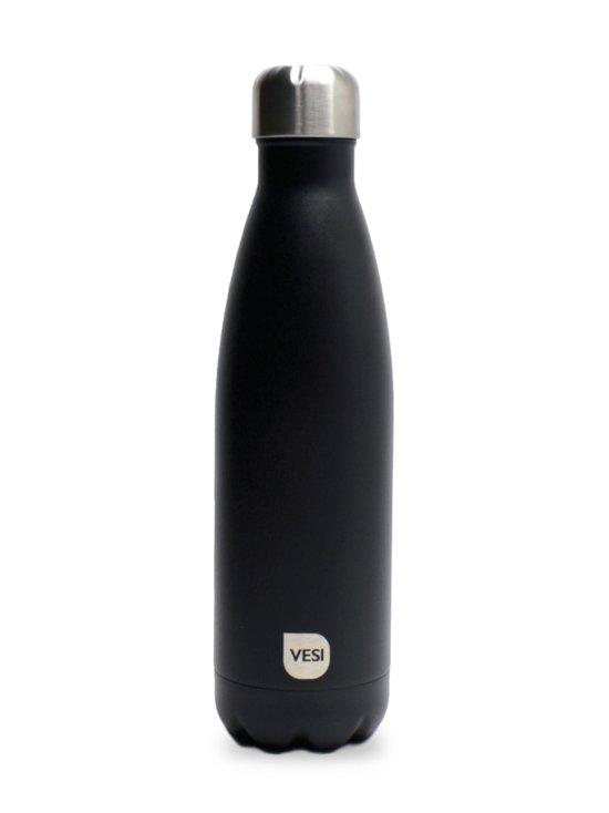 Vesi - Black Onyx -teräksinen juomapullo 500 ml - BLACK | Stockmann - photo 1