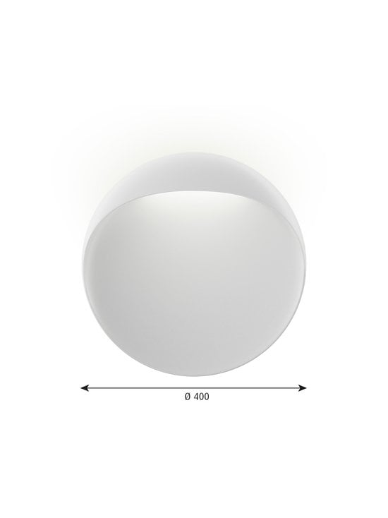 Louis Poulsen - Flindt-seinävalaisin 40 cm - WHITE | Stockmann - photo 2