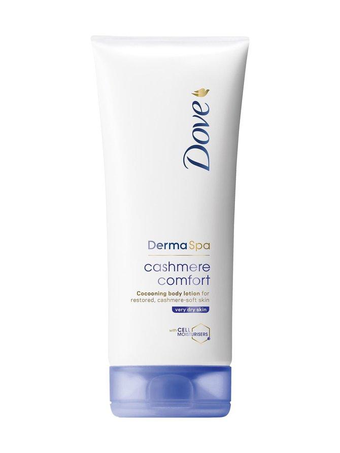 Dermaspa Cashmere Comfort -vartalovoide 200 ml