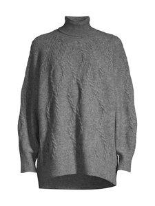 Marella - Incline Tunic Knit -neule - 004 MEDIUM GREY | Stockmann