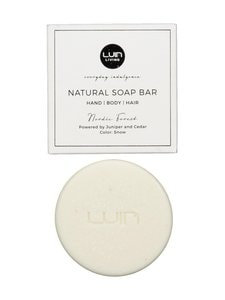 LUIN LIVING - Natural Nordic Forest -palasaippua, Snow 80 g - SNOW | Stockmann