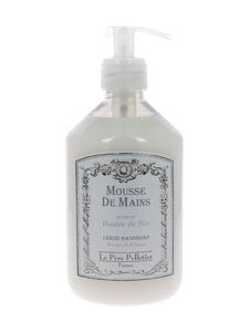 Le Pere Pelletier - Powder Puff -käsisaippua 500 ml - NO COLOR | Stockmann