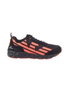 Ea7 - XK162-sneakerit - BLACK/ORANGE M538 | Stockmann