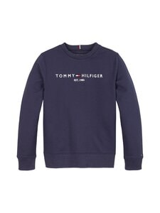 Tommy Hilfiger - Essential CN Sweatshirt -collegepaita - C87 TWILIGHT NAVY | Stockmann