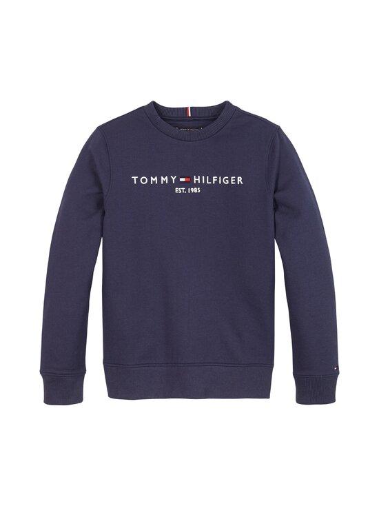 Tommy Hilfiger - Essential CN Sweatshirt -collegepaita - C87 TWILIGHT NAVY | Stockmann - photo 1