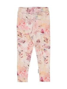 Gugguu - Print-leggingsit - CORAL BUTTERFLY | Stockmann