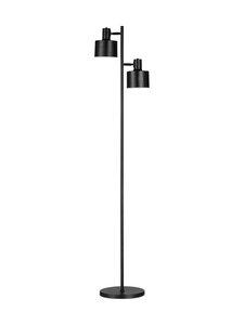 Design by Grönlund - Hood Double -lattiavalaisin - 05 MATT BLACK | Stockmann