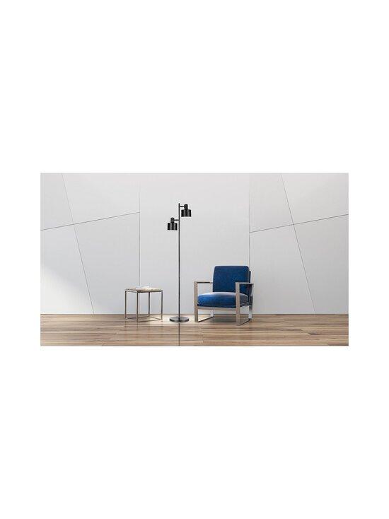 Design by Grönlund - Hood Double -lattiavalaisin - 05 MATT BLACK | Stockmann - photo 2