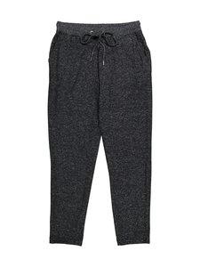 NOOM loungewear - Aino-housut - BLACK GREY MEL | Stockmann