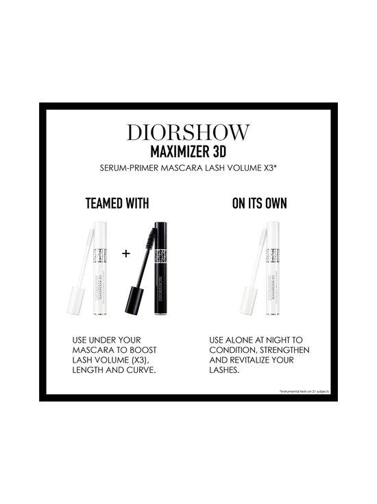 DIOR - Diorshow Maximizer 3D Lash Primer -pohjustusripsiväri | Stockmann - photo 2