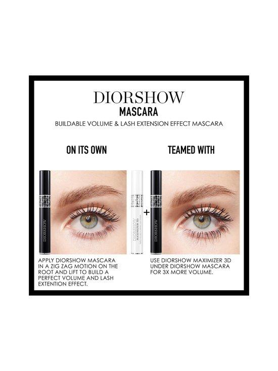 DIOR - Diorshow Maximizer 3D Lash Primer -pohjustusripsiväri | Stockmann - photo 3