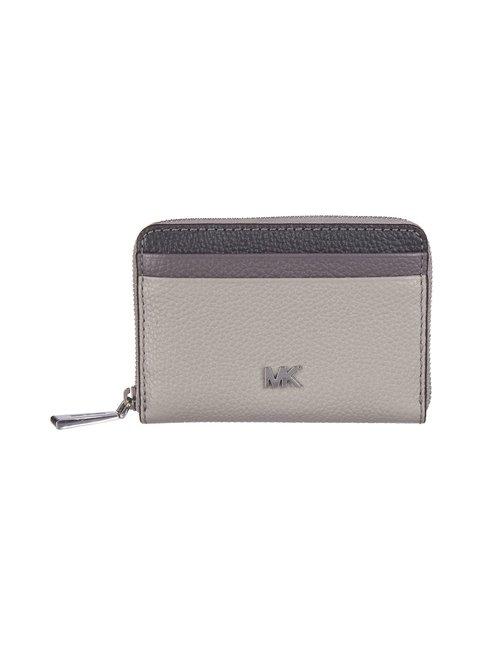 Mercer Small Pebbled Leather Wallet -nahkalompakko