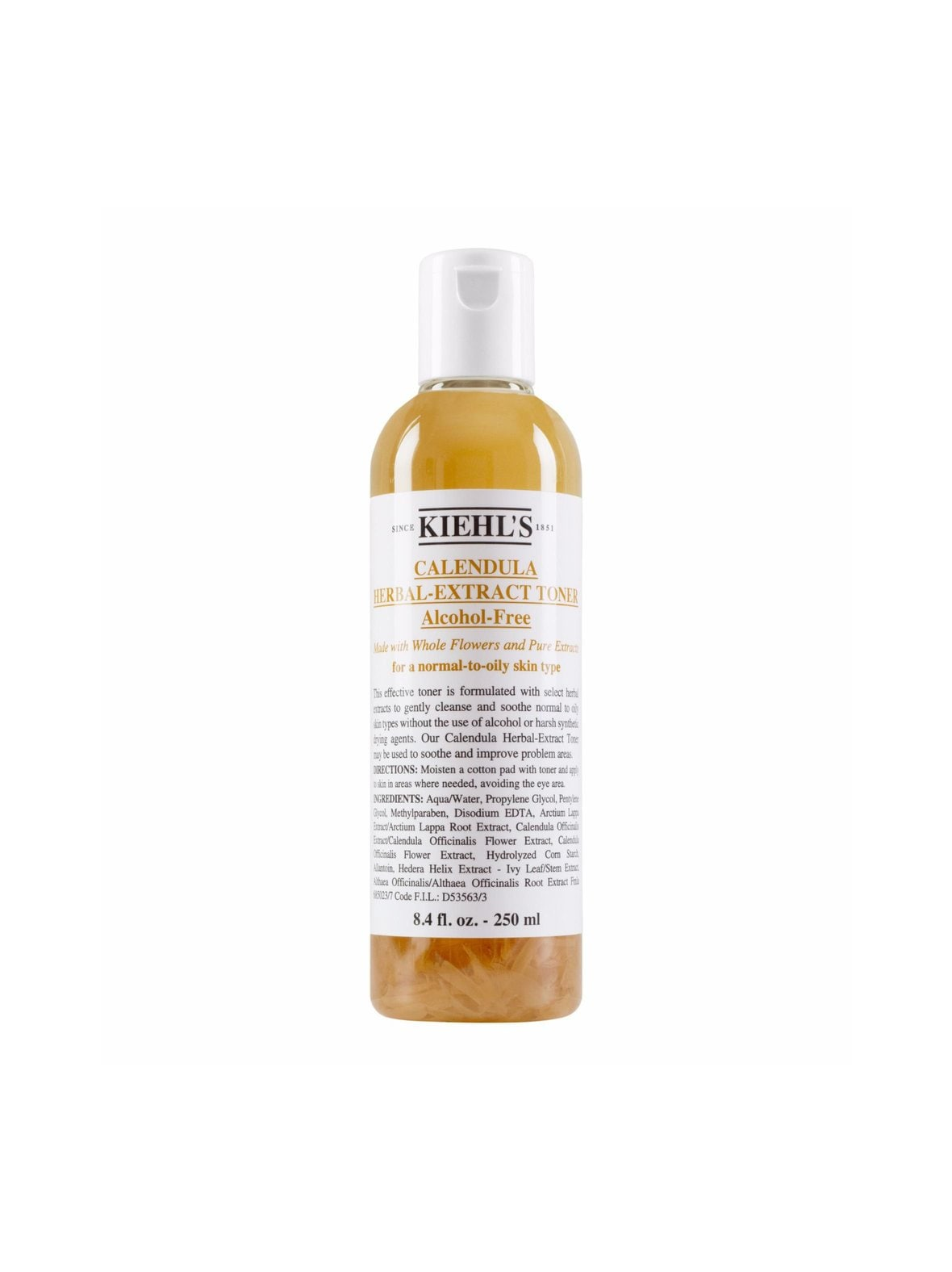 Kiehl's – Calendula Herbal Extract Toner -kasvovesi 500 ml