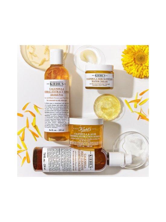 Kiehl's - Calendula Herbal Extract Alcohol Free Toner -rauhoittava kasvovesi normaalille tai rasvoittuvalle iholle 250 ml - null | Stockmann - photo 6