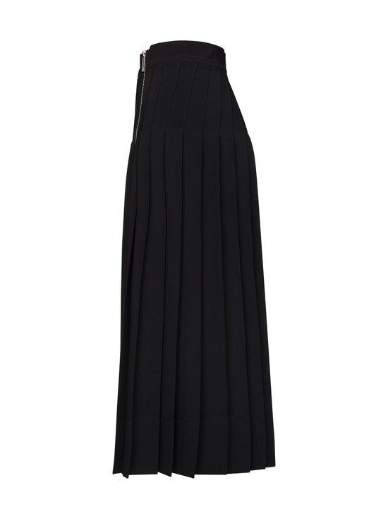 Calvin Klein Womenswear - Crepe Zip Detail Pleated -hame - BDS CALVIN BLACK | Stockmann - photo 3
