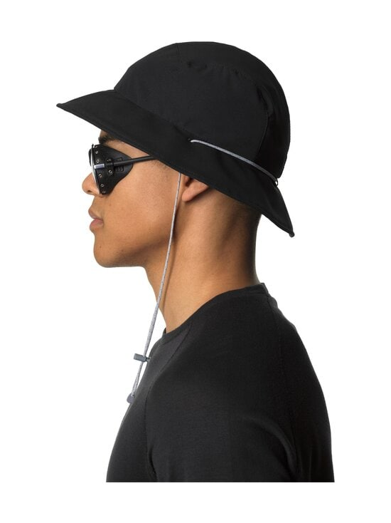 Houdini - Gone Fishing Hat -hattu - 900 TRUE BLACK | Stockmann - photo 2