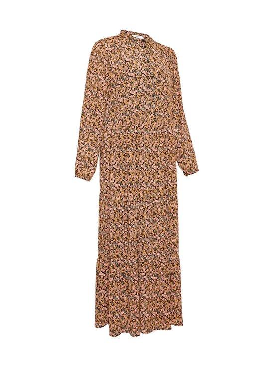 Moss Copenhagen - Martha Rikkelie LS Dress AOP -mekko - BLACK FLOWER   Stockmann - photo 3