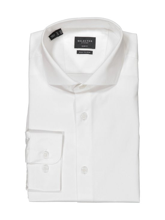 Selected - Slim Fit -kauluspaita - WHITE (VALKOINEN) | Stockmann - photo 1