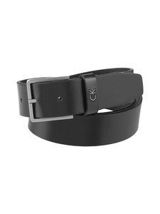 Calvin Klein Bags & Accessories - Nahkavyö - BLACK (MUSTA) | Stockmann