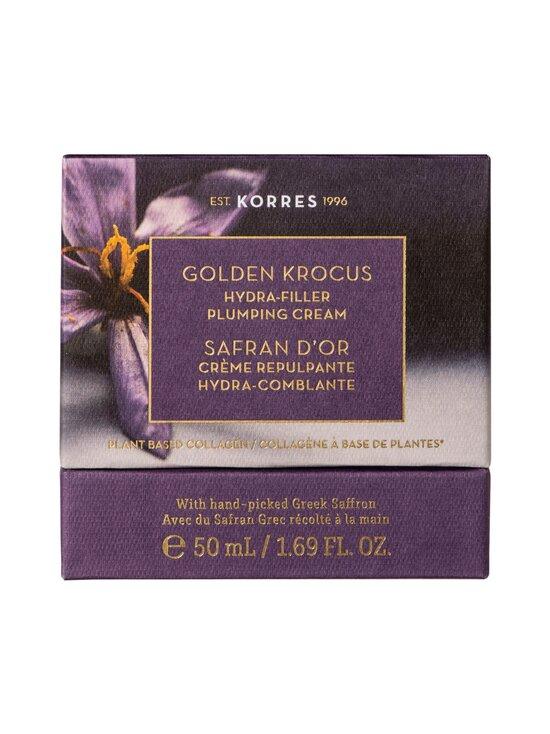 Korres - Golden Krocus Hydra-Filler Plumping Cream -kasvovoide 50 ml - NOCOL | Stockmann - photo 2