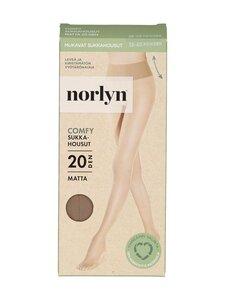 Norlyn - Comfy Matt 20 den -sukkahousut - 9202 POWDER | Stockmann