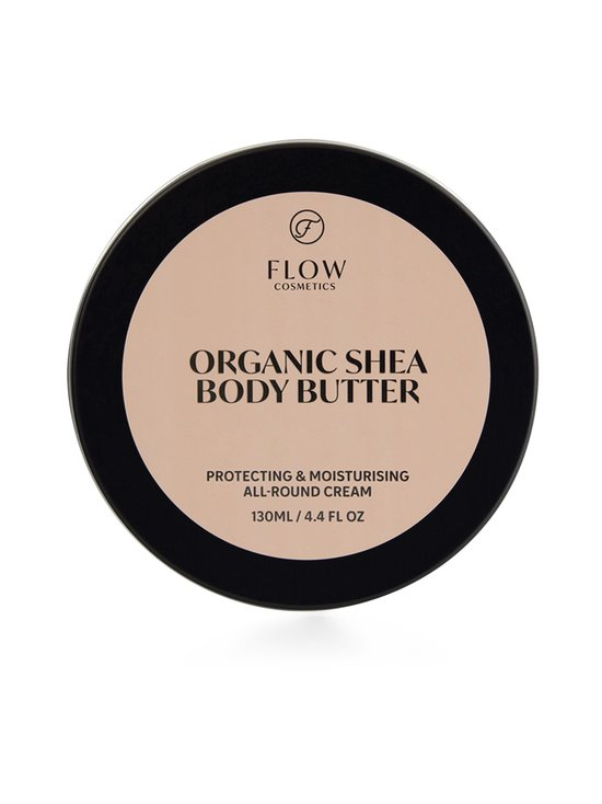 Flow Cosmetics - Organic Shea Body Butter 100 % -sheavoi 130 ml - NOCOL | Stockmann - photo 1
