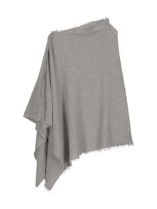 Balmuir - Helsinki-kashmirponcho - LIGHT GREY MELANGE | Stockmann