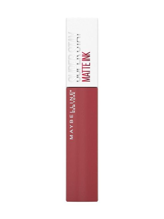 Maybelline - SuperStay Matte Ink -huulipuna 5 ml - 170 INITIATOR | Stockmann - photo 1