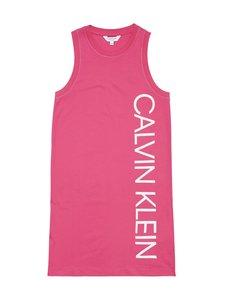 Calvin Klein Kids - Tank Dress -mekko - TZ7 PINK GLO | Stockmann
