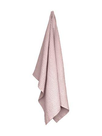 Big Waffle Towel and Blanket towel 100 x 150 cm - The Organic Company