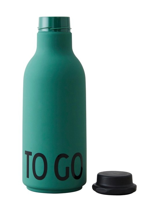 Design Letters - To Go -juomapullo 500 ml - DARK GREEN | Stockmann - photo 2