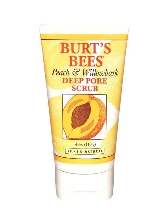 Burts Bees - Peach & Willowbark Deep Pore Scrub -kuorinta 110 g - null   Stockmann - photo 1