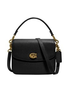 Coach - Cassie Crossbody 19 -nahkalaukku - B4/BLACK | Stockmann