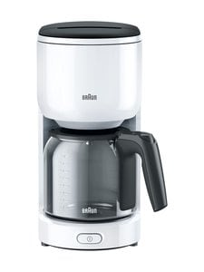Braun - KF3120WH PurEase -kahvinkeitin - VALKOINEN | Stockmann