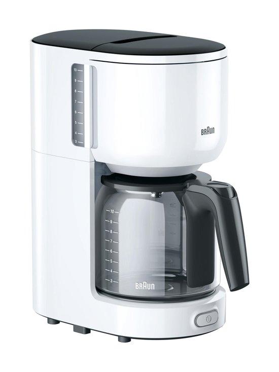 Braun - KF3120WH PurEase -kahvinkeitin - VALKOINEN | Stockmann - photo 2
