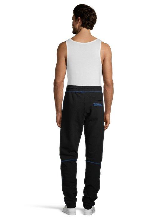 MARCELO BURLON - Cross Sweatpants -collegehousut - BLACK | Stockmann - photo 3