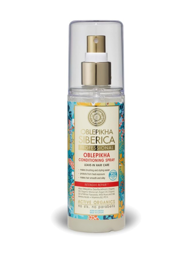 Oblepikha Conditioning Spray -hoitosuihke 125 ml