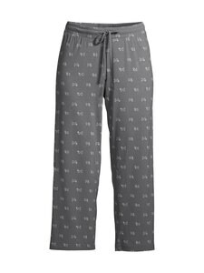 NOOM loungewear - Jo-pyjamahousut - STEEL GREY COMBO | Stockmann
