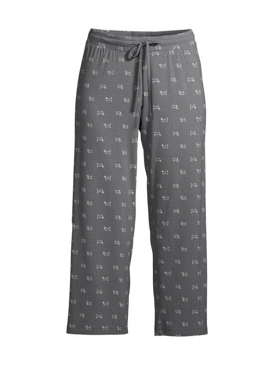 NOOM loungewear - Jo-pyjamahousut - STEEL GREY COMBO | Stockmann - photo 1