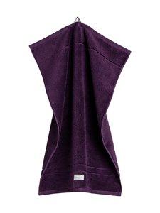 Gant Home - Organic Premium -pyyhe 30 x 50 cm - 504 BLACKBERRY PURPLE | Stockmann