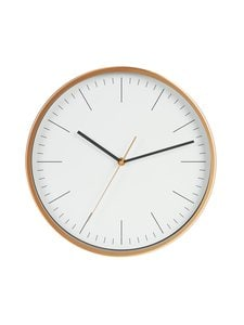 Casa Stockmann - Bono-seinäkello 30 cm - BRUSHED GOLD | Stockmann