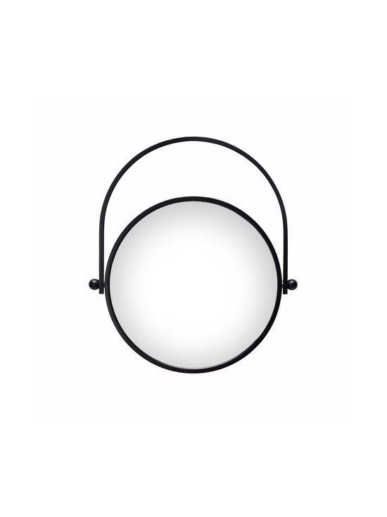 Hakola - Lampi-peili 41 x 35 x 3 cm - MUSTA | Stockmann - photo 1