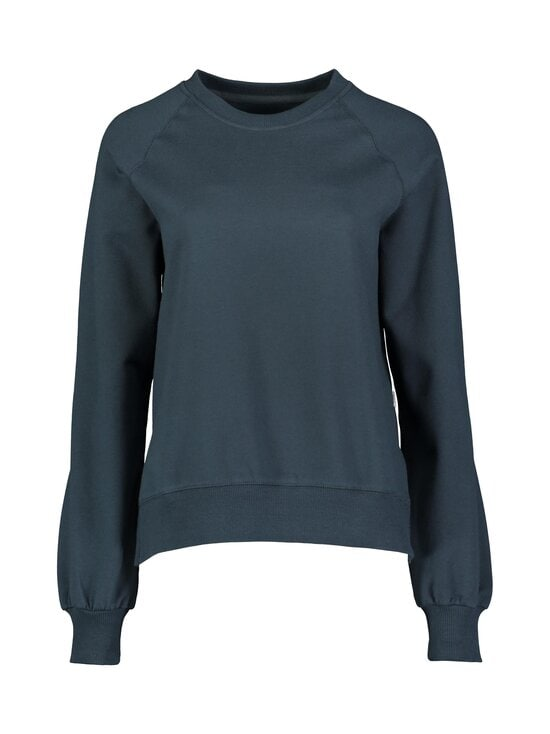 Makia - Etta Light Sweatshirt -collegepaita - 790 DARK TEAL   Stockmann - photo 1