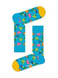 Happy Socks - Banana-sukat - 6700-BLUE | Stockmann