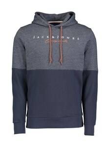Jack & Jones - JorTrailer Sweat Hood -huppari - NAVY BLAZER | Stockmann