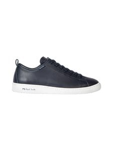 Paul Smith - Miyata-nahkasneakerit - 49 NAVY | Stockmann
