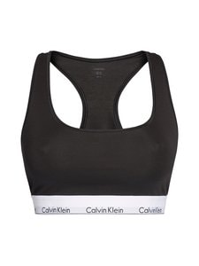Calvin Klein Underwear Plus - Unlined Bralette -rintaliivit - 001 BLACK | Stockmann