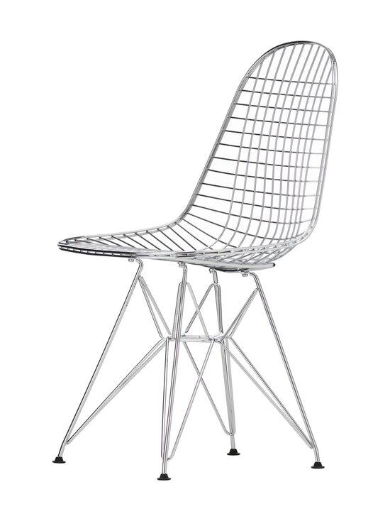 Vitra - Wire Chair DKR -tuoli - 01 CHROMED   Stockmann - photo 1